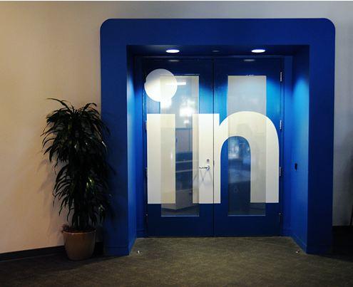 LinkedIN Doors